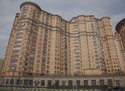 Каскад, фото здания