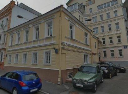 1-й Волконский, 11с1, фото здания