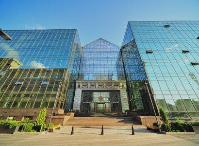 Верейская Плаза 3, фото здания