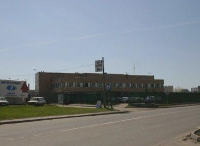Бибиревская, 2к1, фото здания