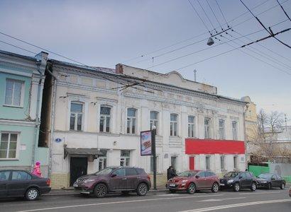 Верх. Радищевская, 8с1, фото здания