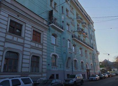 Успенский пер, 10с1, фото здания