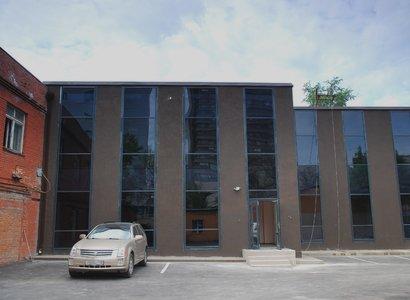 1-й Кирпичный пер, 2, фото здания