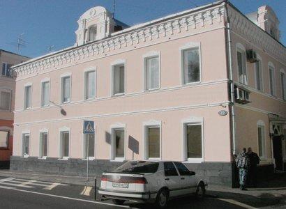 Садовническая, 72с1, фото здания