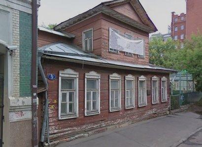 Голиковский пер, 9, фото здания