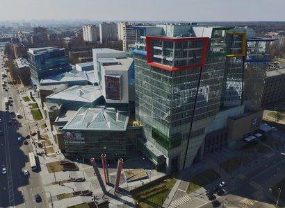 Кунцево Плаза, фото здания