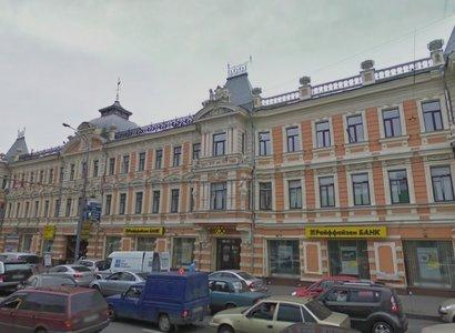 Пр-т Мира, 3к1, фото здания