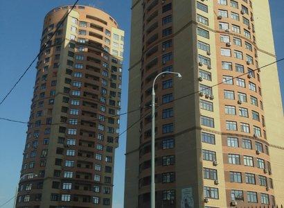 Лазурный Блюз, фото здания