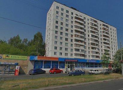 Туристская, 19к1, фото здания