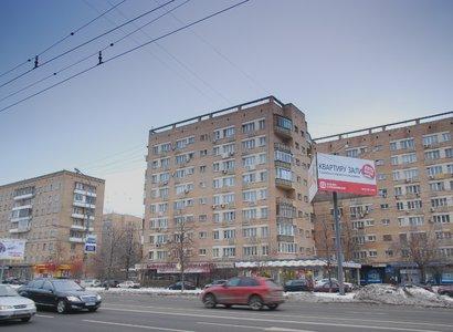 Комсомольский пр-т, 29, фото здания