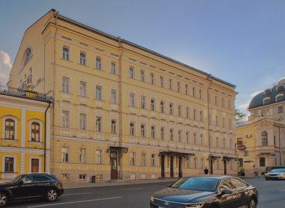 Знаменка 1, фото здания