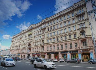 Тверская, 28к1, фото здания