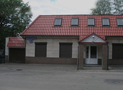 Нововаганьковский пер, 3с1, фото здания