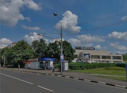 Волгоградский, фото здания