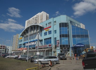 Академика Королева, 8А, фото здания