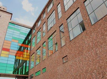 Омега-2 корпус А, фото здания