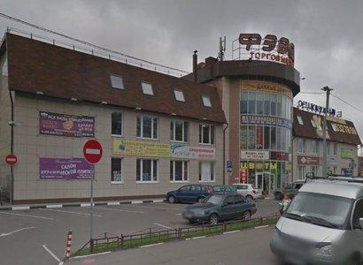 Волгоградский пр-т, 32, фото здания