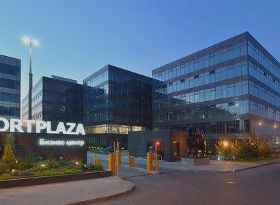 Port Plaza, фото здания