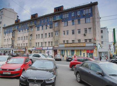 Новослободская, 10с1, фото здания