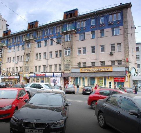 Новослободская, 10с1