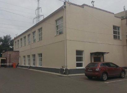 пр-д Серебрякова, 4, фото здания