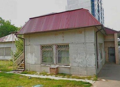Борисовский пр-д, 17к1с2, фото здания