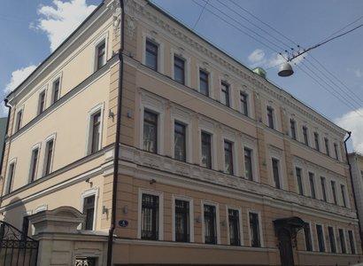 Мал. Ивановский пер, 6с2, фото здания