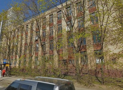 Кременчугская, 3, фото здания