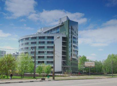 Дежнев Плаза, фото здания