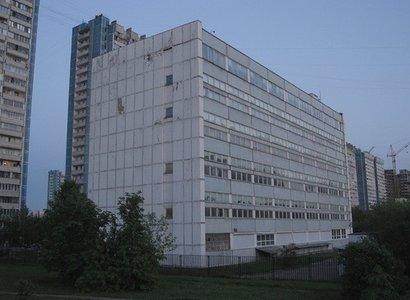 Новоясеневский пр-т, 24к4, фото здания