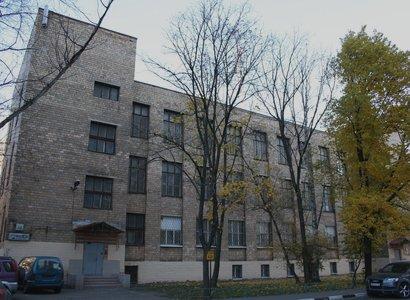 Тушинская улица д.11 кор.4, фото здания