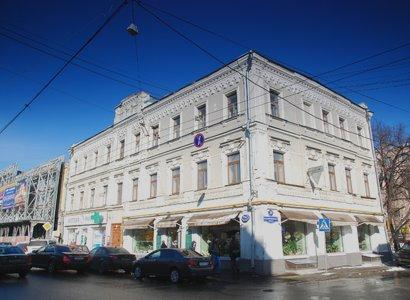 Пятницкая, 9/28с1, фото здания