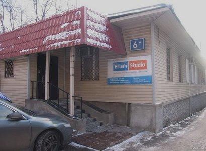 Трехгорный Вал, 6А, фото здания
