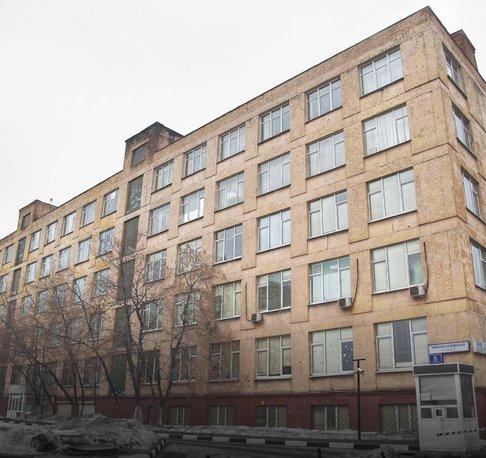 Новоостаповская, 5с1