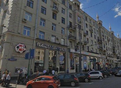 Тверская, 17, фото здания
