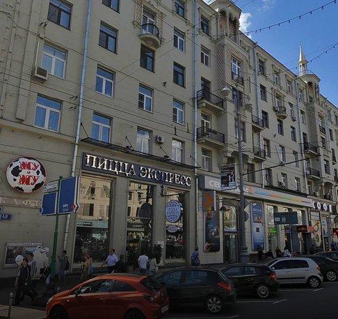 Тверская, 17