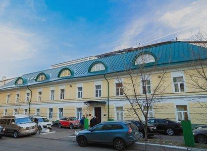 Подсосенский пер, 21с2, фото здания