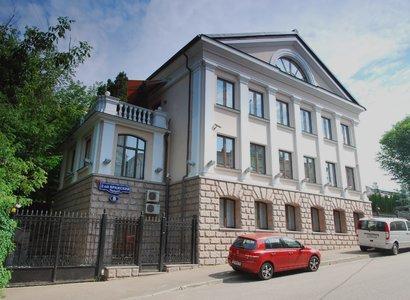 2-й Вражский пер, 8, фото здания
