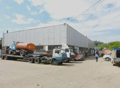 3-й Угрешский пр-д, вл.21, фото здания
