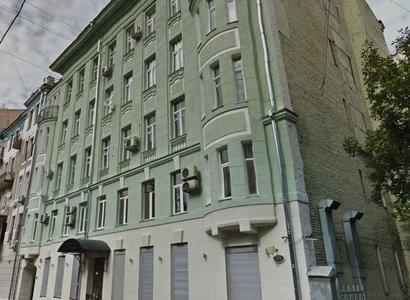 Спиридоновка, 34с1, фото здания