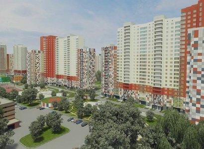 LIFE-Митинская, фото здания