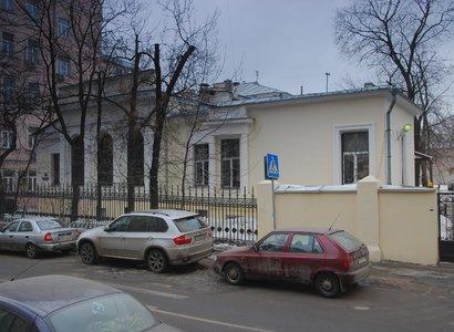 Мал. Власьевский пер, 12с1, фото здания