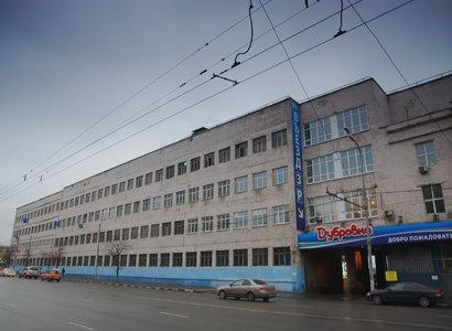 Стрелка, фото здания