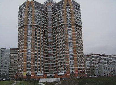 Олимпийская деревня, 25, фото здания