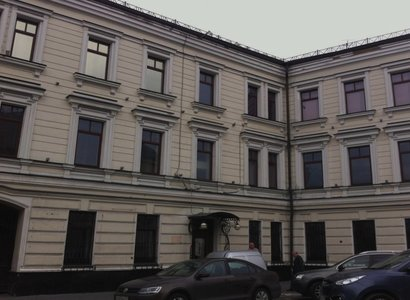 Спиридоновка, 4с1, фото здания