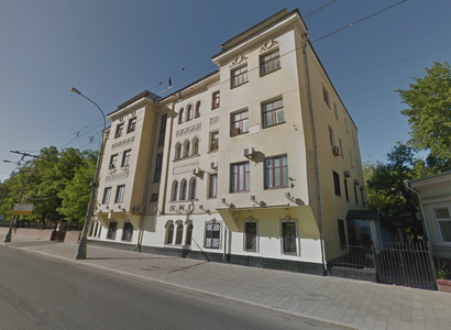 Ленинградский пр-т, 5с7, фото здания