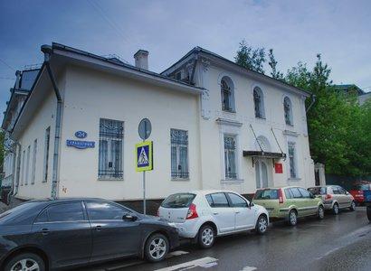 Гранатный пер, 24/4с1, фото здания