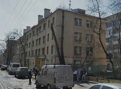 Стромынский пер, 4, фото здания