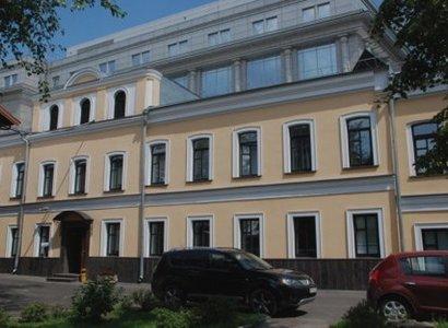 Вознесенский пер, 20с2, фото здания