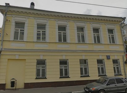 ул. Радио, 12, фото здания